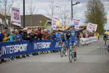 Dybwad og Forfang vant Norgescup Gylne gutuer
