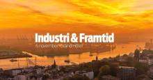 Spännande namn föreläser på Industri & Framtid 6 november