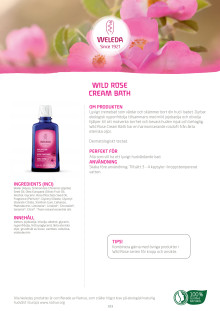 Wild Rose Cream Bath