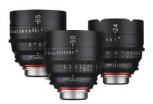 XEEN – jauns objektīvu zīmols profesionālai filmēšanai