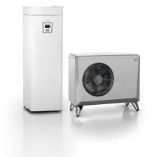 Nya, innovativa värmepumpar från CTC