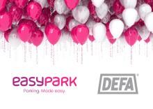 EasyPark och DEFA e-mobility rullar in i Sverige och ut i Europa