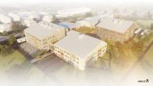 Skanska bygger ut Sundsta-Älvkullegymnasiet i Karlstad för cirka 410 miljoner kronor