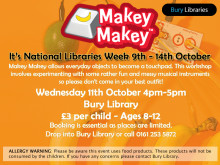 Fun, mess and music – it's Makey Makey time!