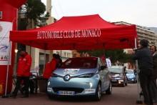 Elbilen Renault Zoe vinder Monte Carlo Rally