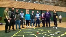 Stroke Association and SMILE Through Sport team up for stroke survivors