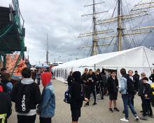 Maritime uddannelser og karriere i fokus