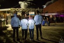 Nattskiftet vandrar på Popaganda för femte sommaren i rad