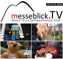Messe-TV zur Spielwarenmesse 2018