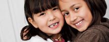 Vad vet en sexåring om tänder?