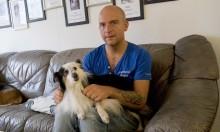 Hunddagiset förändrade hans liv