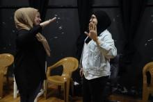 Clowner utan Gränser bjuder in tjejer och kvinnor till stärkande workshop i Tensta