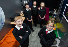 Space prison escape room brought to life at Elgin Academy