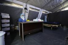 Nordöstra Syrien: Första bekräftade dödsfallet av covid-19 skapar stor oro