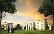 Klart med första husbyggaren på det nya bostadsområdet Nordanby Äng