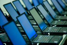 Företagen skrotar datorer för en halv miljard kronor i år