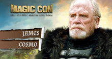 "MagicCon 2018: ""Game of Thrones"" kommt mit James Cosmo vom 23. bis 25.03.2018 nach Bonn"