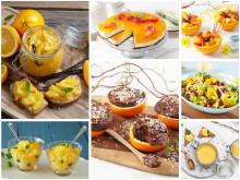 Vi spiser mer enn 140 millioner appelsiner