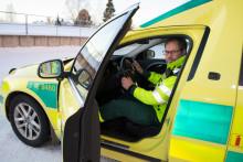 Ambulans innebär inte längre självklar transport till akuten