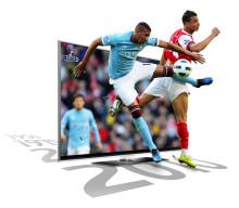 Viasat sätter nytt Guinness världsrekord i 3D-TV