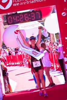 Lisa Nordén fortsätter att träna på Apollos olympiska resort Playitas