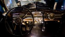 Polismuseets föreläsningar: Svarta Maja - Polismuseets världsunika Packard