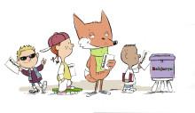 Välkommen till Bokjuryns sista presskonferens – barnens favoritböcker koras