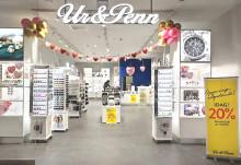 Ur&Penn fortsätter att öppna nya butiker
