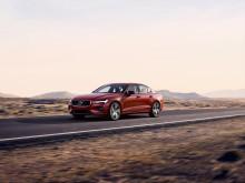 Volvo Cars lanserar sin nya S60 sportsedan – den första Volvon att tillverkas i USA