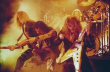 Legendariska Heavy Load återförenas efter 33 år och spelar på Sweden Rock Festival i juni