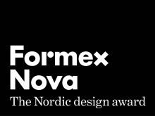 Designpriset Formex Nova 2019 – nomineringarna är klara