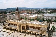 En resa genom historien - Kraków och Warszawa