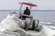 Book a Chance to Experience YANMAR's Dtorque Engine on the Water at 125th Kieler Woche