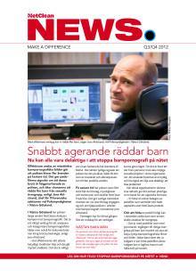 NetClean nyhetsbrev 2012 Q3-Q4
