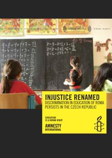 Disrimineringen av romska barn måste upphöra