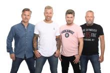 """Arvingarna firar 30-års jubileum med ny krogshow """"I takt med tiden"""" hösten 2019!"""