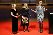 Bilder från gårdagens Gasell-gala där House of Lola mottog pris som Gasellvinnare i Uppsala län