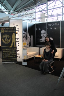 Making music the healthy way: Mannheimer Insurances show how to do that at the Musikmesse