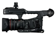 Canon enhances XF705 capabilities with free firmware update