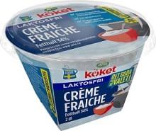 Arla återkallar två Arla Köket® Creme Fraiche produkter