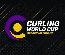 Världens bästa curlare kommer till Jönköping för deltävling  i nystartade Curling World Cup