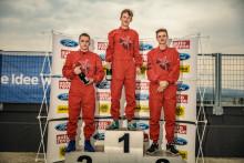 Luca Pröglhöf aus Niederösterreich ist Racing Rookie 2018