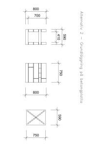 Ernst Kirchsteigers Gårdsgrill av Leca® Murblock