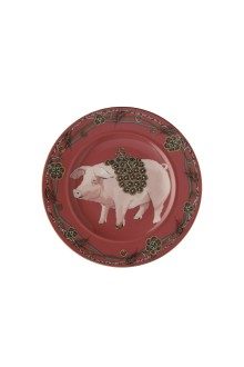 Rosenthal - Year of the Pig zodiac plate / design: iSHONi