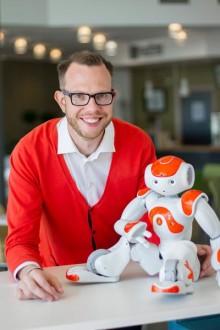 Populärvetenskapligt café: Vad tänker robotar? Om artificiell intelligens med mera