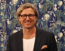 Fredrik Nilsson – ny försäljningschef hos Caparol färg