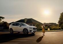 Volvo XC60 den säkraste bilen totalt 2017 i Euro NCAPs tester