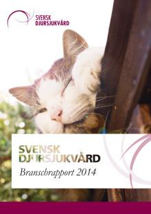 Svensk Djursjukvårds branschrapport 2014