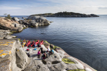 Rekordmånga utländska turister valde Sverige