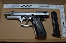UPDATED: Man jailed for 17 years for possession of a firearm